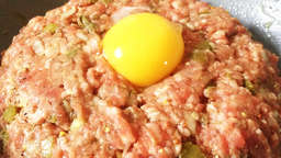 Steak tartar de ternera